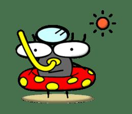 GOKI-bug sticker #388375