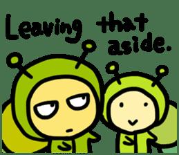 caterpillar brothers sticker #389427