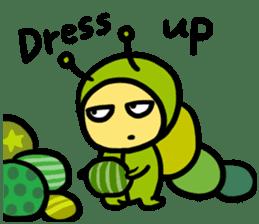 caterpillar brothers sticker #389429