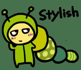 caterpillar brothers sticker #389430