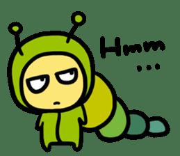 caterpillar brothers sticker #389434