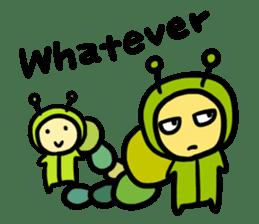caterpillar brothers sticker #389443
