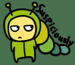 caterpillar brothers sticker #389456