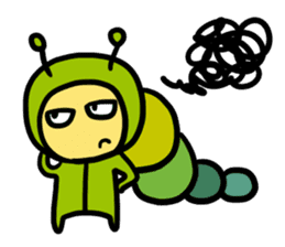 caterpillar brothers sticker #389457