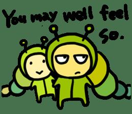 caterpillar brothers sticker #389463