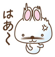 Four kinds of lovely animals! sticker #390278