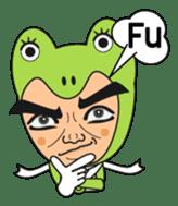 Kerozou and Keroe sticker #390404