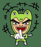 Kerozou and Keroe sticker #390405