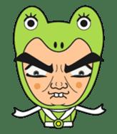 Kerozou and Keroe sticker #390406