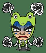 Kerozou and Keroe sticker #390407