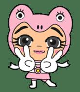 Kerozou and Keroe sticker #390416