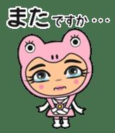 Kerozou and Keroe sticker #390419