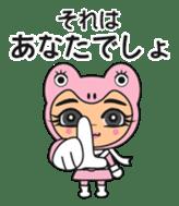 Kerozou and Keroe sticker #390422