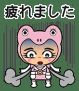 Kerozou and Keroe sticker #390423
