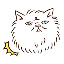 Grumpy cat sticker #391906