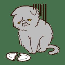 Grumpy cat sticker #391908