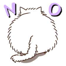 Grumpy cat sticker #391915