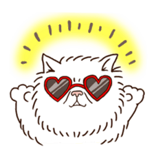 Grumpy cat sticker #391922