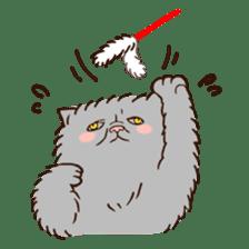 Grumpy cat sticker #391925