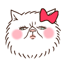 Grumpy cat sticker #391941