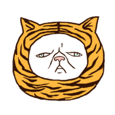 Grumpy cat sticker #391942