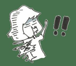 Junko & Glico(nonfiction) sticker #392077