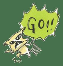 Junko & Glico(nonfiction) sticker #392102
