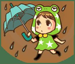 STAR POP GIRL sticker #392468