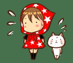 STAR POP GIRL sticker #392475
