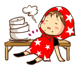 STAR POP GIRL sticker #392479