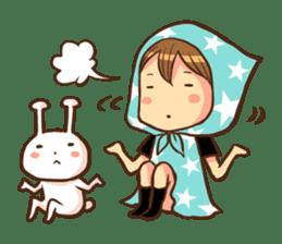 STAR POP GIRL sticker #392482