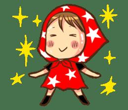 STAR POP GIRL sticker #392483