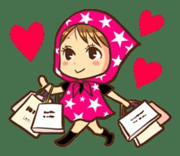 STAR POP GIRL sticker #392494