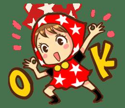 STAR POP GIRL sticker #392499