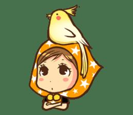 STAR POP GIRL sticker #392503