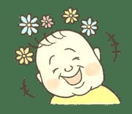 Baby Ikkun sticker #393188