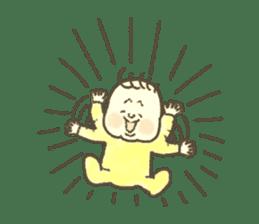 Baby Ikkun sticker #393193