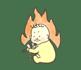 Baby Ikkun sticker #393196