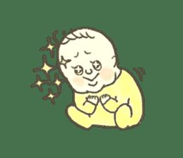 Baby Ikkun sticker #393199
