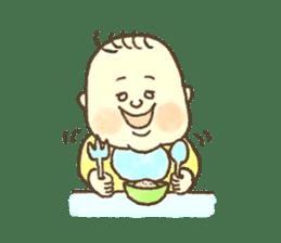 Baby Ikkun sticker #393201