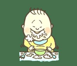Baby Ikkun sticker #393202