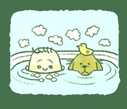 Baby Ikkun sticker #393212