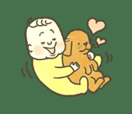 Baby Ikkun sticker #393215