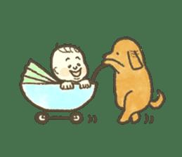 Baby Ikkun sticker #393216