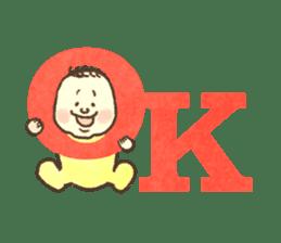 Baby Ikkun sticker #393221