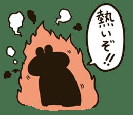 Yukai Syokudou Stamp sticker #393330