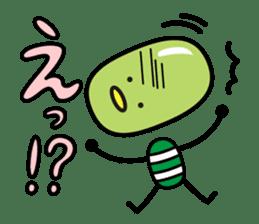 mameppi <edamame> sticker #394431