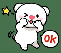 Hoikkuma&Mimy sticker #395309