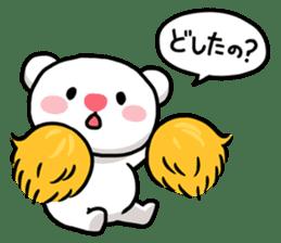 Hoikkuma&Mimy sticker #395311