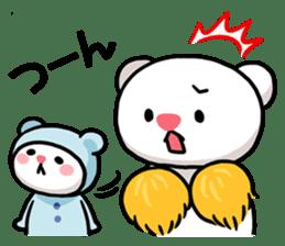 Hoikkuma&Mimy sticker #395313